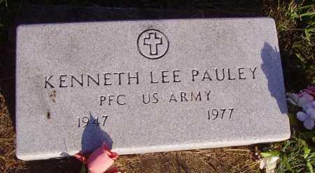 PAULEY, KENNETH LEE - Meigs County, Ohio   KENNETH LEE PAULEY - Ohio Gravestone Photos