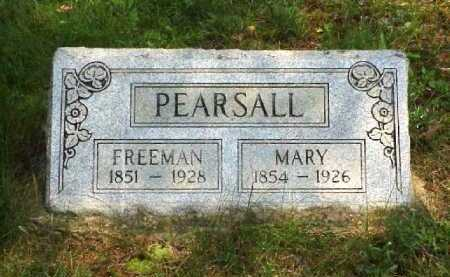 PEARSALL, FREEMAN - Meigs County, Ohio | FREEMAN PEARSALL - Ohio Gravestone Photos