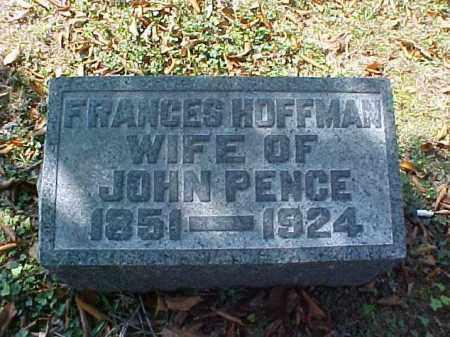 PENCE, CORRILDA FRANCES - Meigs County, Ohio   CORRILDA FRANCES PENCE - Ohio Gravestone Photos