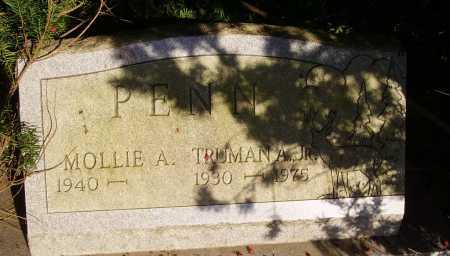 PENN, TRUMAN A., JR. - Meigs County, Ohio | TRUMAN A., JR. PENN - Ohio Gravestone Photos