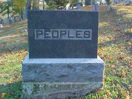 PEOPLE, MONUMENT - Meigs County, Ohio | MONUMENT PEOPLE - Ohio Gravestone Photos