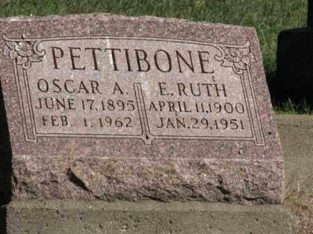 PETTIBONE, E. RUTH - Meigs County, Ohio | E. RUTH PETTIBONE - Ohio Gravestone Photos