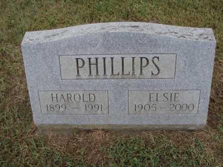 EASTMAN PHILLIPS, ELSIE - Meigs County, Ohio   ELSIE EASTMAN PHILLIPS - Ohio Gravestone Photos