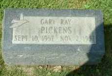 PICKENS, GARY RAY - Meigs County, Ohio | GARY RAY PICKENS - Ohio Gravestone Photos