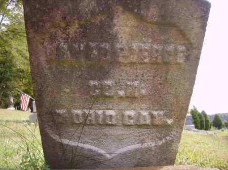 PIERCE, DAVID - Meigs County, Ohio   DAVID PIERCE - Ohio Gravestone Photos