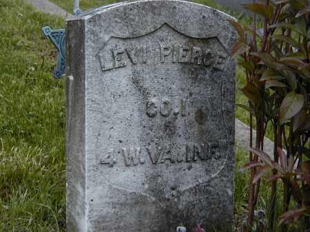 PIERCE, LEVI - Meigs County, Ohio | LEVI PIERCE - Ohio Gravestone Photos