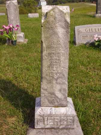 PIERCE, ROYAL G. - Meigs County, Ohio | ROYAL G. PIERCE - Ohio Gravestone Photos