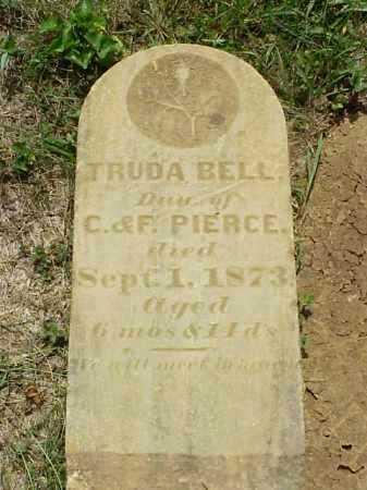 PIERCE, TRUDA BELL - Meigs County, Ohio   TRUDA BELL PIERCE - Ohio Gravestone Photos
