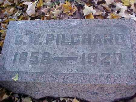 PILCHARD, G. W. - Meigs County, Ohio   G. W. PILCHARD - Ohio Gravestone Photos