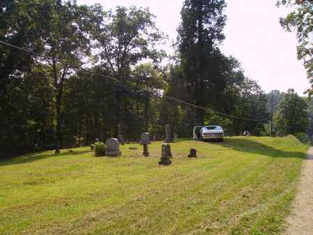 POINT PLEASANT CEMETERY, OVERVIEW - Meigs County, Ohio   OVERVIEW POINT PLEASANT CEMETERY - Ohio Gravestone Photos