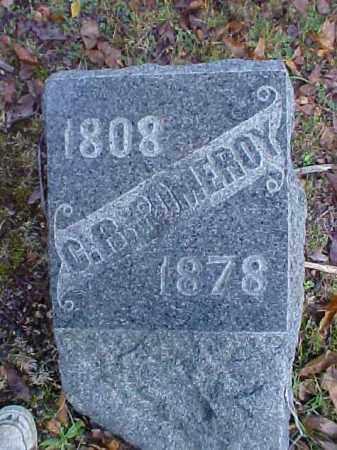 POMEROY, C. R. - Meigs County, Ohio   C. R. POMEROY - Ohio Gravestone Photos
