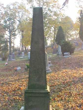 POMEROY, MONUMENT - Meigs County, Ohio | MONUMENT POMEROY - Ohio Gravestone Photos