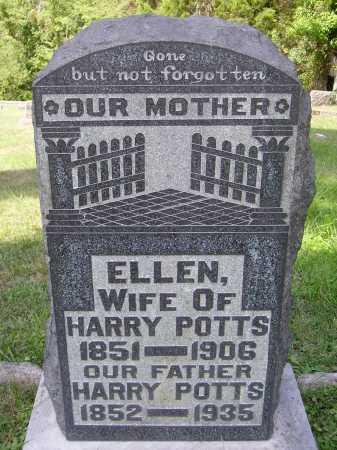 POTTS, HARRY - Meigs County, Ohio | HARRY POTTS - Ohio Gravestone Photos