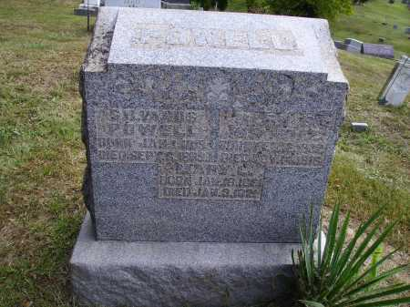BRADBURY POWELL, MARY B. - Meigs County, Ohio | MARY B. BRADBURY POWELL - Ohio Gravestone Photos