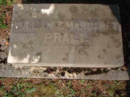 PRALL, WILLIAM - Meigs County, Ohio | WILLIAM PRALL - Ohio Gravestone Photos