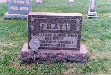 PRATT, WILLIAM - Meigs County, Ohio | WILLIAM PRATT - Ohio Gravestone Photos