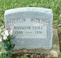 PRICE, AUGUSTA - Meigs County, Ohio | AUGUSTA PRICE - Ohio Gravestone Photos