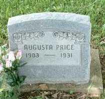 PRICE, AUGUSTA - Meigs County, Ohio | AUGUSTA PRICE - Ohio Gravestone Photos