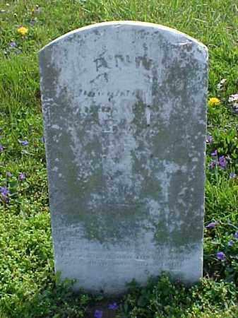 PRICE, ANN - Meigs County, Ohio | ANN PRICE - Ohio Gravestone Photos