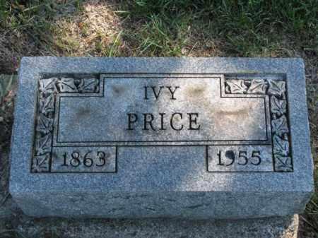 PRICE, IVY - Meigs County, Ohio   IVY PRICE - Ohio Gravestone Photos