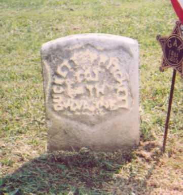 PRITCHETT, GEORGE T. ? - Meigs County, Ohio   GEORGE T. ? PRITCHETT - Ohio Gravestone Photos