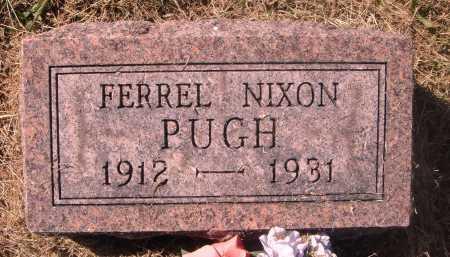 PUGH, FERREL - Meigs County, Ohio | FERREL PUGH - Ohio Gravestone Photos