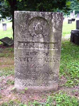 PULLINS, MARGARET L. - Meigs County, Ohio | MARGARET L. PULLINS - Ohio Gravestone Photos