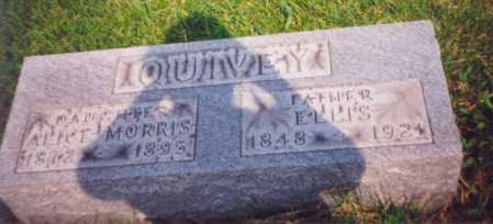 QUIVEY, ALICE - Meigs County, Ohio | ALICE QUIVEY - Ohio Gravestone Photos