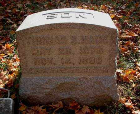RACE, THOMAS S. - Meigs County, Ohio | THOMAS S. RACE - Ohio Gravestone Photos