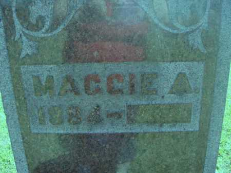 RADEKIN, MAGGIE - Meigs County, Ohio | MAGGIE RADEKIN - Ohio Gravestone Photos