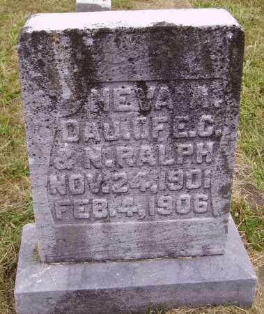 RALPH, NEVA A. - Meigs County, Ohio | NEVA A. RALPH - Ohio Gravestone Photos