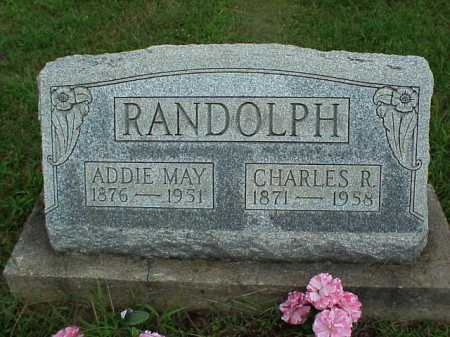 RANDOLPH, ADDIE MAY - Meigs County, Ohio | ADDIE MAY RANDOLPH - Ohio Gravestone Photos