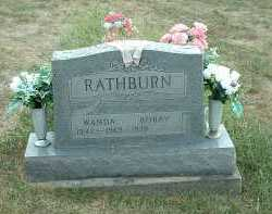 RATHBURN, BOBBY - Meigs County, Ohio | BOBBY RATHBURN - Ohio Gravestone Photos