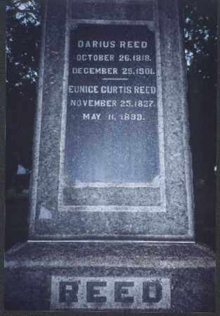 CURTIS REED, EUNICE - Meigs County, Ohio | EUNICE CURTIS REED - Ohio Gravestone Photos