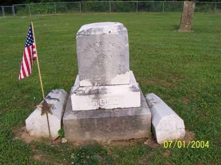 REED, MAJOR - Meigs County, Ohio   MAJOR REED - Ohio Gravestone Photos