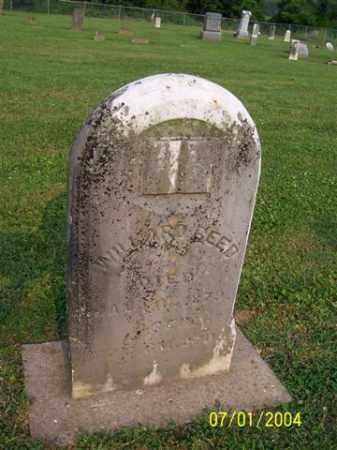 REED, WILLARD - Meigs County, Ohio   WILLARD REED - Ohio Gravestone Photos