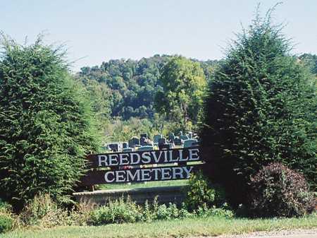 REEDSVILLE, CEMETERY - Meigs County, Ohio   CEMETERY REEDSVILLE - Ohio Gravestone Photos
