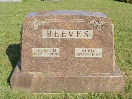 REEVES, ALVIN - Meigs County, Ohio | ALVIN REEVES - Ohio Gravestone Photos