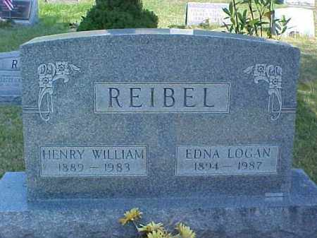 REIBEL, HENRY WILLIAM - Meigs County, Ohio | HENRY WILLIAM REIBEL - Ohio Gravestone Photos