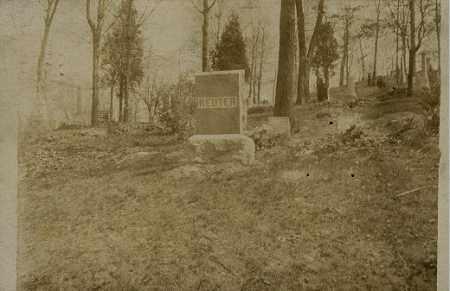REUTER, FAMILY - Meigs County, Ohio | FAMILY REUTER - Ohio Gravestone Photos