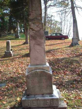 REUTER, LORENZ - Meigs County, Ohio | LORENZ REUTER - Ohio Gravestone Photos