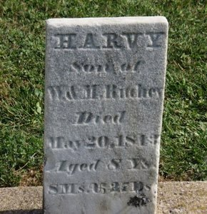 RICHEY, HARVEY - Meigs County, Ohio | HARVEY RICHEY - Ohio Gravestone Photos