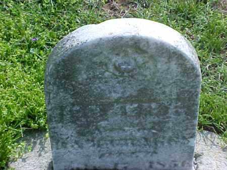RIGGS, HOBART - Meigs County, Ohio | HOBART RIGGS - Ohio Gravestone Photos