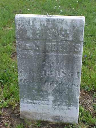 ROBERTS, GEORGE - Meigs County, Ohio | GEORGE ROBERTS - Ohio Gravestone Photos