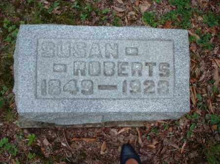 GRIFFITHS ROBERTS, SUSAN - Meigs County, Ohio | SUSAN GRIFFITHS ROBERTS - Ohio Gravestone Photos