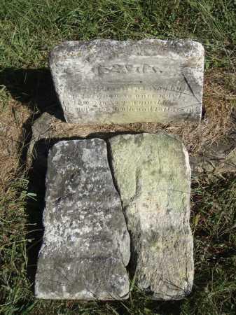ROBERTS, UNREADABLE - Meigs County, Ohio | UNREADABLE ROBERTS - Ohio Gravestone Photos