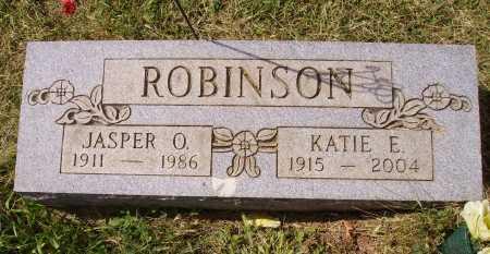 ROBINSON, JASPER O. - Meigs County, Ohio | JASPER O. ROBINSON - Ohio Gravestone Photos