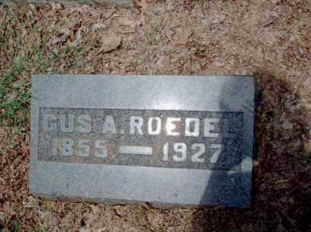 ROEDEL, GUS A. - Meigs County, Ohio | GUS A. ROEDEL - Ohio Gravestone Photos