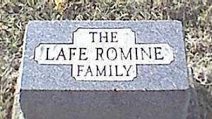 ROMINE, FAMILY OF - Meigs County, Ohio   FAMILY OF ROMINE - Ohio Gravestone Photos