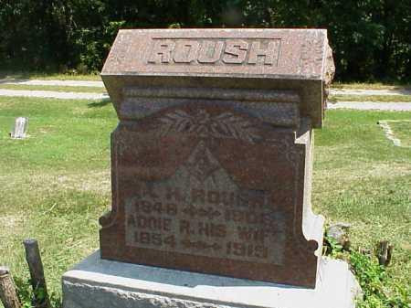 ROUSH, ADDIE R. - Meigs County, Ohio | ADDIE R. ROUSH - Ohio Gravestone Photos